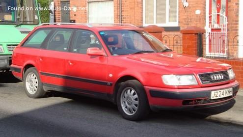 1991 Audi 100