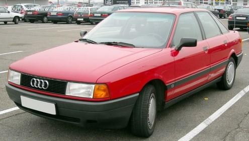 1987 Audi 80