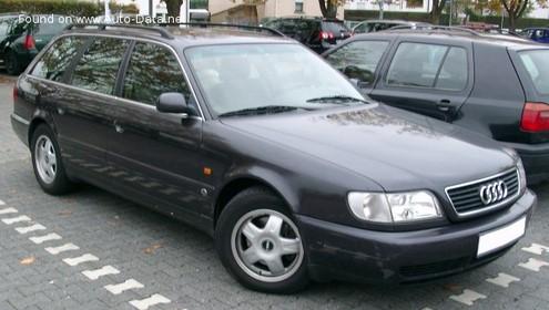1995 Audi A6