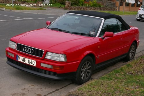 1996 Audi Cabriolet