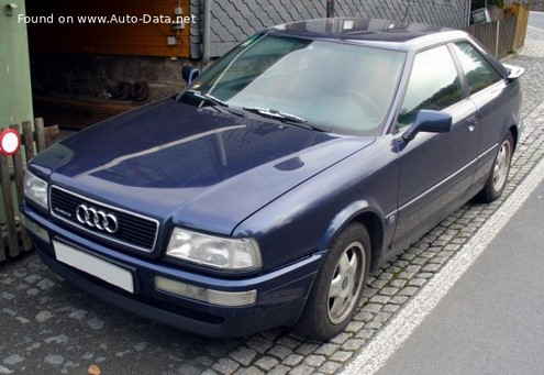 1991 Audi Coupe