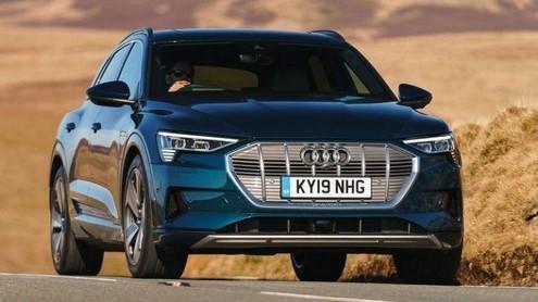 2018 Audi E-tron