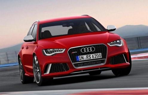 2012 Audi RS6