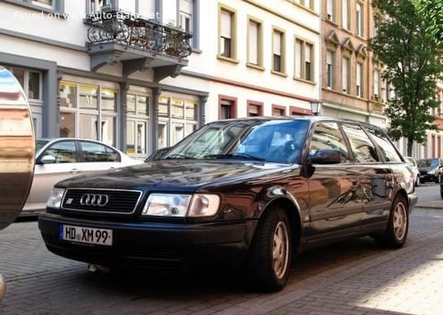 1992 Audi S4