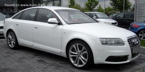 2010 AUDI S6