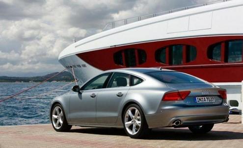 2011 Audi S7