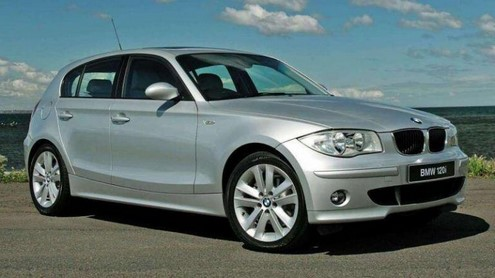 2007 BMW 1