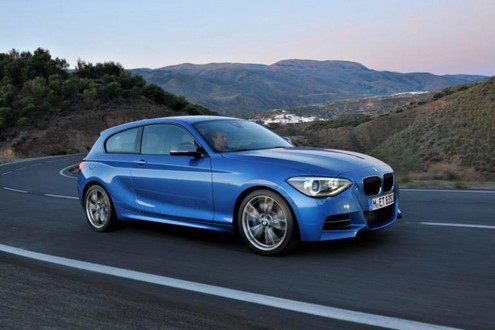 2014 BMW 1