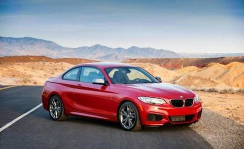 2016 BMW 2