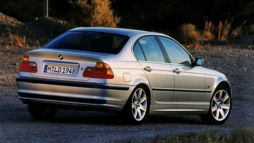 1997 BMW 3