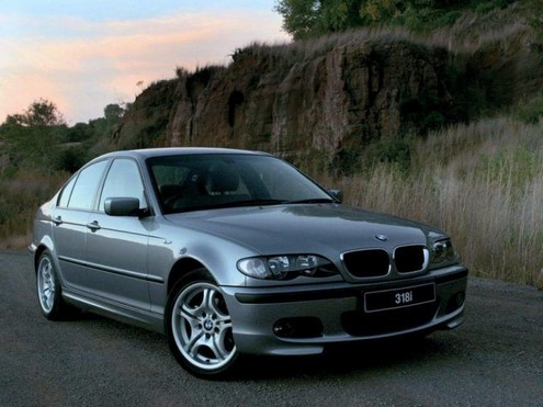 2006 BMW 3