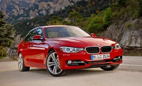 2013 BMW 3